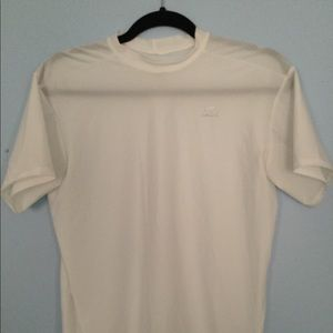 Starter brand white compression t-shirt size XL